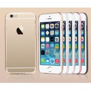 Луксозен Метален Bumper Usams Със Златен Кант За IPhone 6