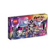 LEGO Friends - 41104 - Jeu De Construction - La Loge De La Chanteuse