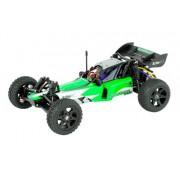 XciteRC 30302000 - Macchinina radiocomandata SandStorm one10, due ruote motrici, Ready To Race Dune Buggy, colore: Verde, scala 1:10, con telecomando 2,4 GHz