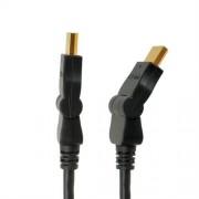 PureLink HDMI 1080p 2.0m cables HDMI (HDMI, HDMI, Macho/Macho, Oro, Negro, RoHS)