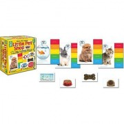 Photo First Games : Little Pet Shop Educational Board Game