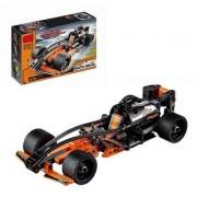 Black Champion Racer King Steerer Block Set of 137 PCS with Pull Back Technic toy for kids