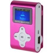 Odtwarzacz MP3 LCD różowy KOM0744