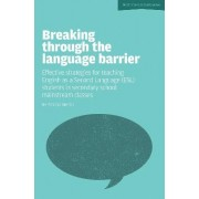 Breaking Through the Language Barrier by Patricia Mertin