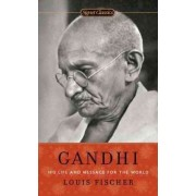 Gandhi by Louis Fischer