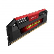 Corsair Vengeance Pro Series 32GB (4 x 8GB) DDR3L DRAM 2133MHz C11 Red Memory Kit CMY32GX3M4C2133C11R