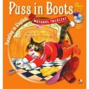 MOTANUL INCALTAT / PUSS IN BOOTS. Carte + CD