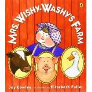 Mrs. Wishy-Washy's Farm by Joy Cowley