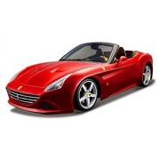 Ferrari California T (open top) Red 1/18 by Bburago 16007