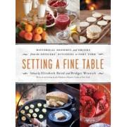 Setting a Fine Table by Elizabeth Baird
