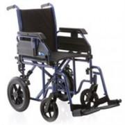 sedia a rotelle / carrozzina pieghevole da transito trasformabile in a