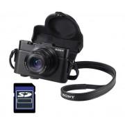 Compact expert DSC-RX100 II NOIR + ETUI + SD 4 Go