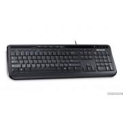 KBD, Microsoft Wired Keyboard 600, USB, English, Black (ANB-00021)