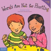 Words Are Not for Hurting by Elizabeth Verdick