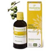 PRANARÔM pranarom huile vegetale macadamia bio 50ml