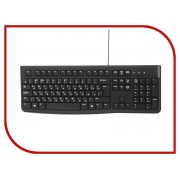 Клавиатура Logitech Keyboard K120 Black USB 920-002522