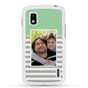 Samsung Google Nexus 4 - Foto case - Zwart