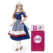 Barbie Collector Dolls of The World Holland Doll