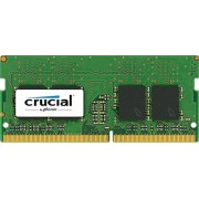 Crucial Memoria da 4 GB, DDR4, 2400 MT/s, (PC4-19200) SODIMM, 260-Pin - CT4G4SFS824A