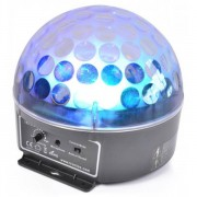 Tronios BV BeamZ Magic Jelly DJ Ball Sound MC LED