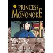 Princess Mononoke Film Comic, Vol. 4 by Hayao Miyazaki