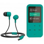 Mp4 Player Energy Sistem ENS426430, 8 GB, Radio FM (Verde/Negru)
