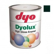 Email superlucios Dyolux verde inchis - 0.75L