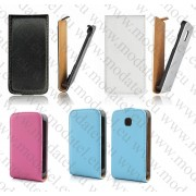 "LG Optimus L3 II E430 (калъф кожен - ""Genuine style"")"