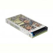 RSP-200-12 200W-12V IP20 beltéri MeanWell Led tápegység