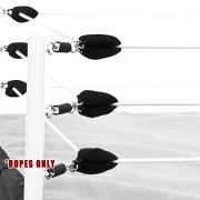 White Ring Ropes For Wrestling Action Figure Ring By Figures Toy Company