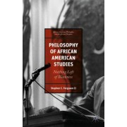 African American Philosophy and the African Diaspora: Nothing Left of Blackness