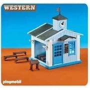 Western Schoolhouse