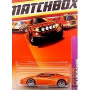 Matchbox 2010, 08 Lotus Evora 8/100, Sports Cars. 1:64 Scale.