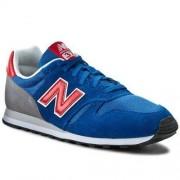 Balance Sneakersy NEW BALANCE - Classics Traditionnels ML373ROR Niebieski