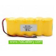 Pack de baterías 6V/4500mAh NI-MH