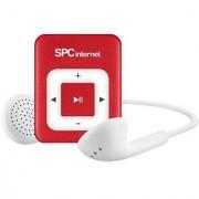 SPC Internet 824 4 GB MP3 Player (Red)