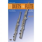 AMA Verlag - 11 Duets for Flute Matthias Petzold