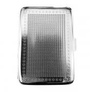 EVOLUTION GROUP Stříbrný set náušnice + přívěšek, SWAROVSKI® el., kostky Aqua