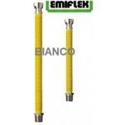 Racord extensibil gaz din inox 1/2 IE 50-100 cm
