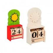 Beleduc - 40630 - KIT Mondo Creativo - Calendario