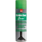 Spray pentru curat suprafetele din inox, 500ml - SANO STAINLESS STELL