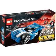 LEGO Racers Blue Sprinter - 8163