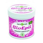Purity Vision BioEpil depilační cukrová pasta 350 g + 50 g navíc