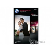 Hârtie foto HP Premium Plus Glossy, 10 x 15 cm, 300 g/m2, 25buc.