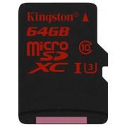 Kingston microSDHC 32GB SD (Class 10) (SDCA3/32GBSP)