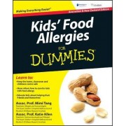 Kids' Food Allergies for Dummies Australian & New Zealand Edition by Mimi Tang
