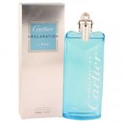 Cartier Declaration L'eau Eau De Toilette Spray 3.3 oz / 97.59 mL Men's Fragrance 530158