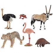 Schleich North America African Animals Starter Set