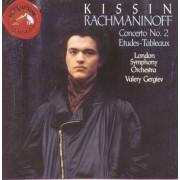 Evgeny Kissin - Rachmaninoff Concerto No. 2, 6 tudes- Ta (0078635798227) (1 CD)