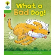 Oxford Reading Tree: Level 2: Stories: What a Bad Dog! by Roderick Hunt